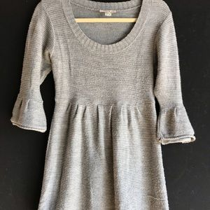 Sweater dress, tunic